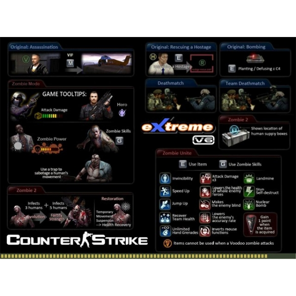 Counter strike extreme v6 free download  UYAY ONLINE COMPUTER