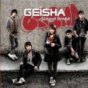 lirik lagu jika cinta dia geisha band